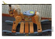 Rocking Horse Carry-all Pouch