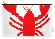 Rockland Maine Lobster With Feelers 20130605 Carry-all Pouch