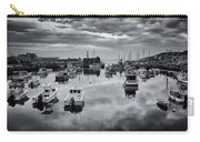 Rockport Harbor View - Bw Carry-all Pouch