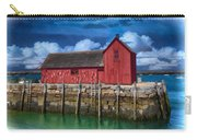 Rockports Motif Number 1 Painting Carry-all Pouch