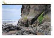 Rocks At Arcadia Beach Carry-all Pouch