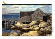 Rocks At Bay In Nova Scotia Carry-all Pouch