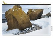 Rocks At Brown Bluff, Antarctica Carry-all Pouch