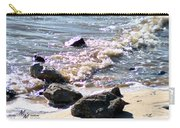 Rocks On The Bay Carry-all Pouch