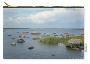 Rocks On The Baltic Sea Carry-all Pouch