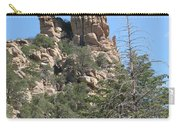 Rocks Reaching To The Sky Carry-all Pouch