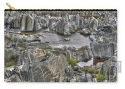 Rocky Arctic Shoreline Carry-all Pouch