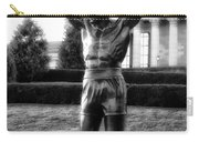 Rocky Balboa Carry-all Pouch by Bill Cannon