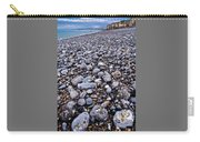 Rocky Beach Normandy France Carry-all Pouch