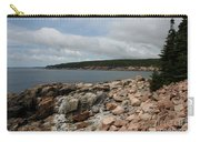 Rocky Coastline Acardia Park Carry-all Pouch