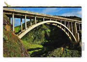 Rocky Creek Bridge Carry-all Pouch