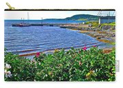 Rocky Harbour Roses-nl Carry-all Pouch