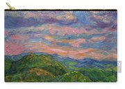 Rocky Knob Evening Carry-all Pouch