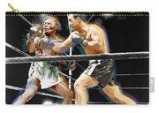 Rocky Marciano V Jersey Joe Walcott Carry-all Pouch