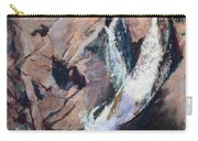 Rocky Mountain Cascade Carry-all Pouch by Mary Benke