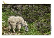 Rocky Mountain Goat Carry-all Pouch