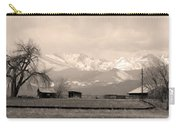 Rocky Mountain Lafayette Sepia Views Carry-all Pouch