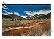 Rocky Mountain Meadows Carry-all Pouch