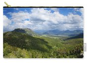 Rocky Mountain National Park Panorama Carry-all Pouch