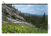 Rocky Mountain Summer Carry-all Pouch
