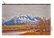 Rocky Mountains In Montana Carry-all Pouch
