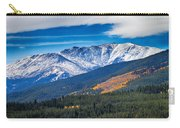 Rocky Mountains Independence Pass Carry-all Pouch