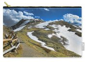 Rocky Mountains Path Carry-all Pouch