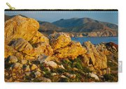 Rocky Point And Bixby Bridge Big Sur California Carry-all Pouch