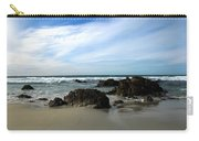 Rocky Shoreline At Spanish Bay Carry-all Pouch