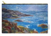Rocky Shores Of Maine Carry-all Pouch