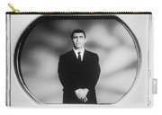 Rod Serling On T V Carry-all Pouch