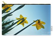 Rodchenko's Daffodils Carry-all Pouch