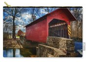 Roddy Road Covered Bridge Carry-all Pouch