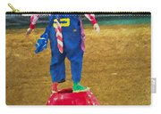 Rodeo Barrel Clown Carry-all Pouch