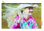 Rodeo Beauty Two Carry-all Pouch