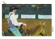 Rodeo Cowboy Referee Carry-all Pouch