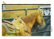 Rodeo Horse Carry-all Pouch