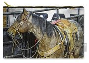Rodeo Horse Two Carry-all Pouch