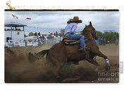 Rodeo Ladies Barrel Race 1 Carry-all Pouch