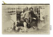 Rodeo Prepared To Be Punished Carry-all Pouch