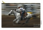 Rodeo Riding A Hurricane 1 Carry-all Pouch