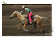 Rodeo Riding A Hurricane 2 Carry-all Pouch