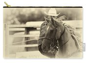 Rodeo The Cowboy Way Carry-all Pouch