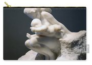 Rodin's Woman And Child Carry-all Pouch
