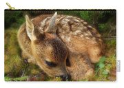 Roe Deer Fawn Carry-all Pouch