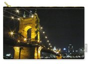 Roebling Bridge II Carry-all Pouch