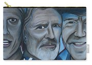 Roger Alan Wade Kris Kristoferson Billy Joe Shaver Carry-all Pouch