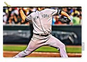 Roger Clemens Painting Carry-all Pouch