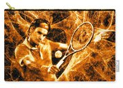 Roger Federer Clay Carry-all Pouch