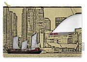 Roger's Centre And Tall Ship Carry-all Pouch